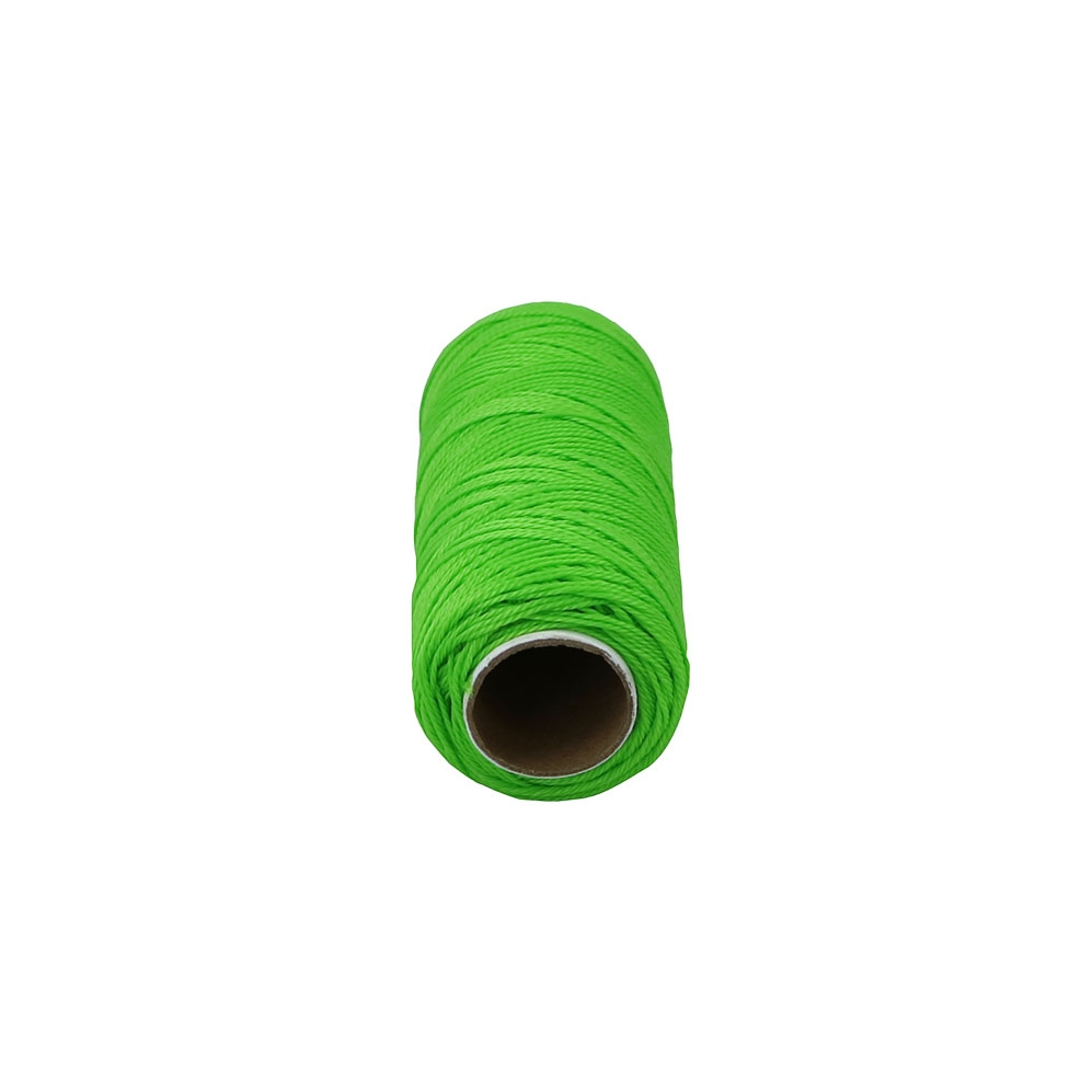 Polypropylene thread light-green, 165 meters - 2