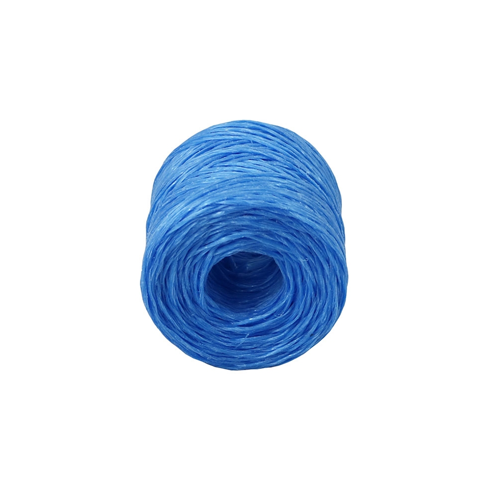 Polypropylene twine blue, 100 meters - 2