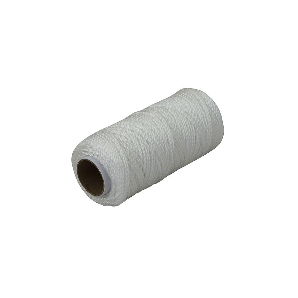 Polypropylene cord white, 80 meters - 1