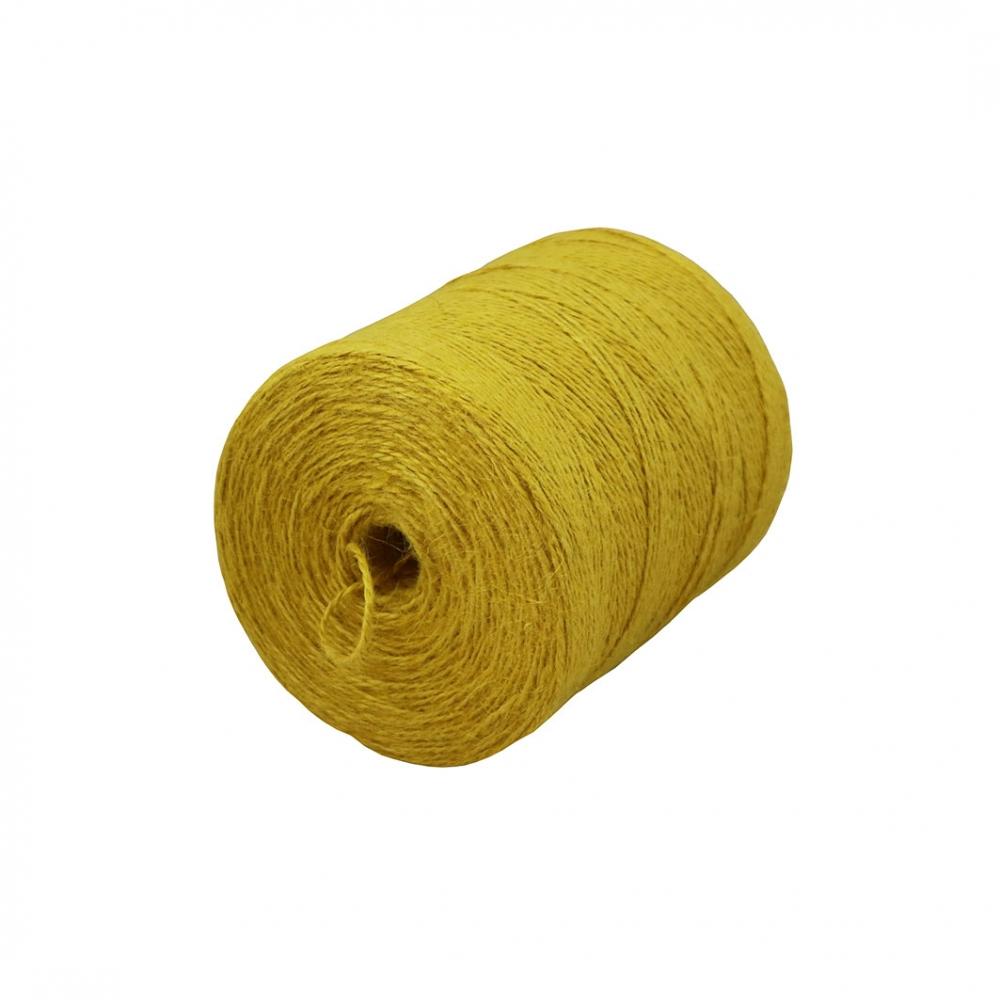 Шпагат джутовий жовтий, 760 метрів - 1