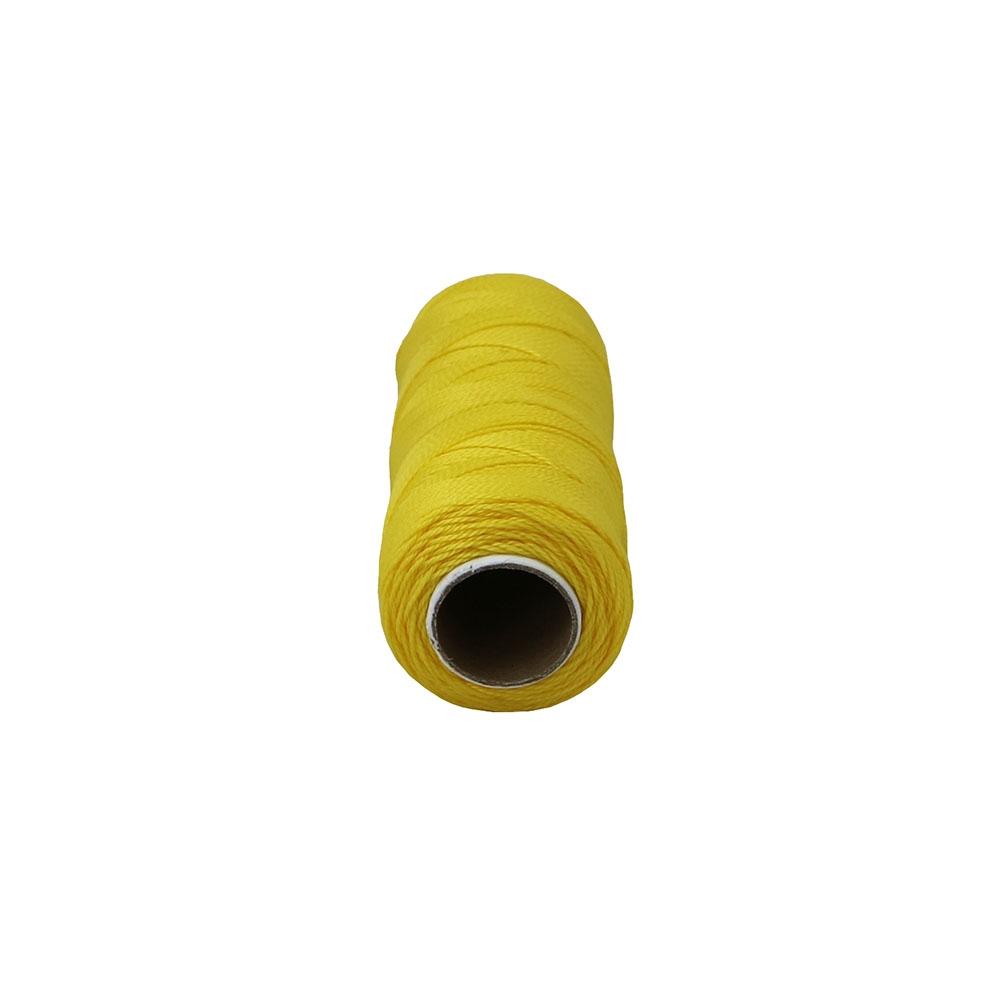 Polypropylene thread yellow, 165 meters - 2