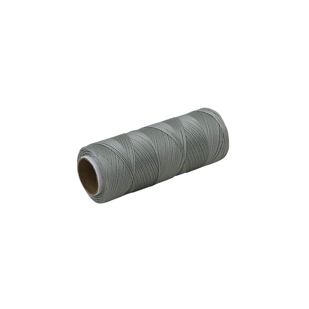 Polyamide thread 187 tex grey, 250 meters - 1