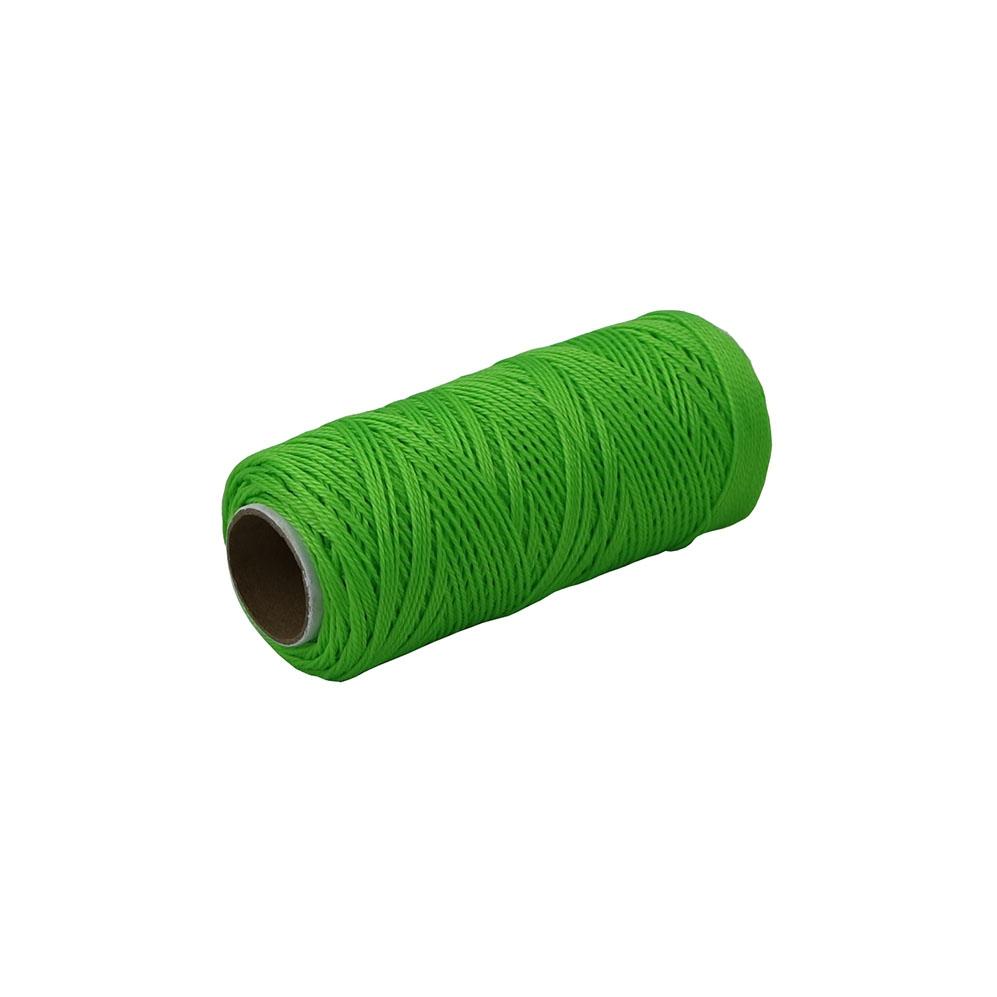 Polypropylene thread light-green, 165 meters - 1