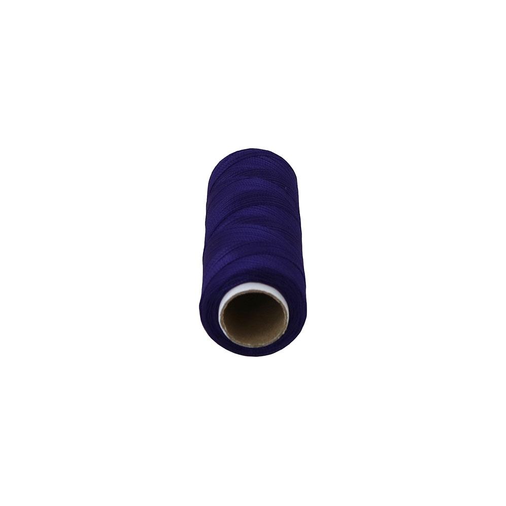 Нитка капронова 187 текс фіолетова, 250 метрів - 2