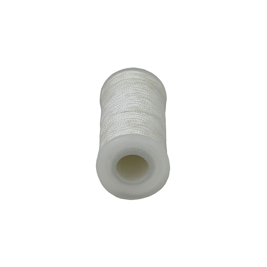 Polyamide thread 187 tex white, 135 meters - 2