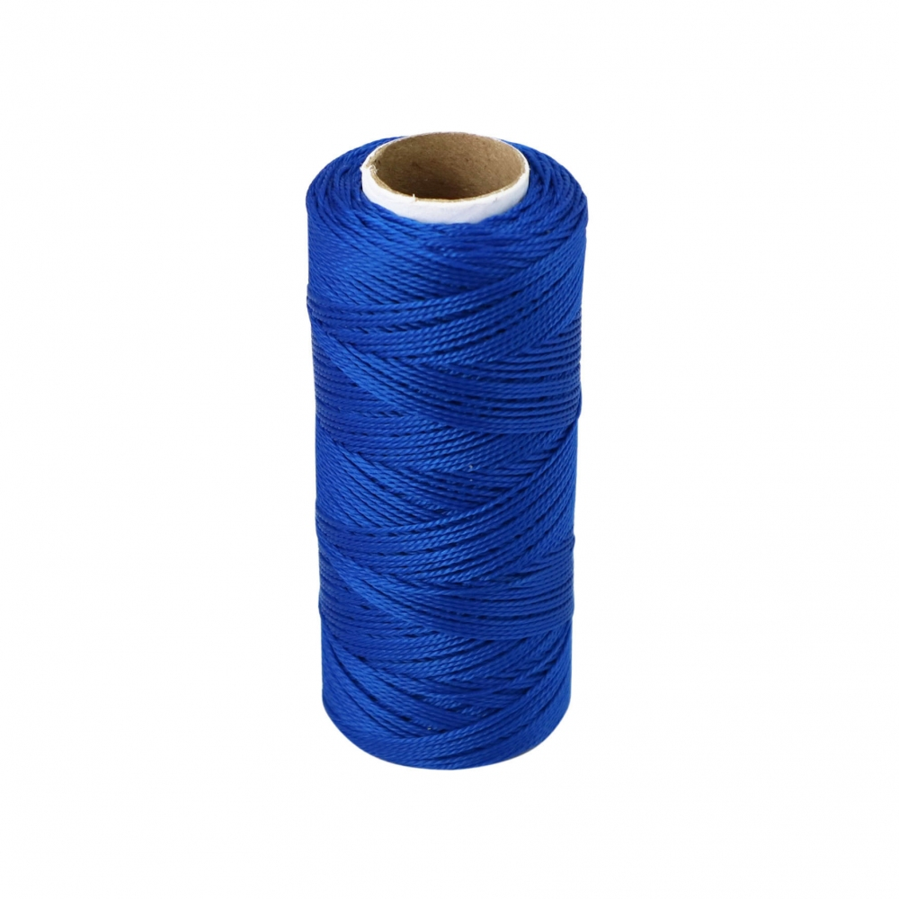 Polypropylene thread blue, 165 meters - 2