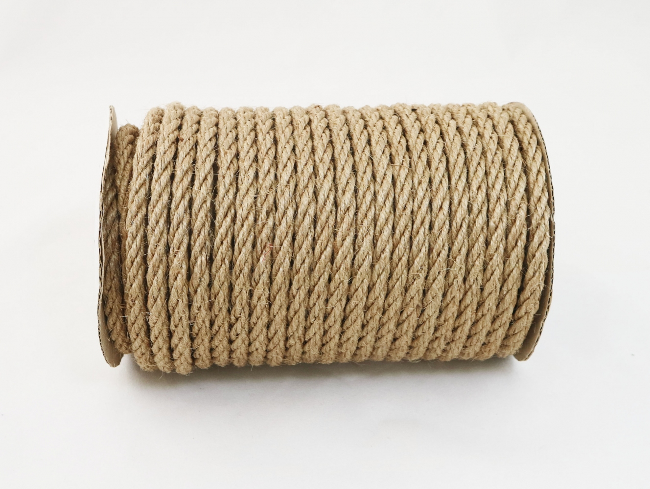 Jute polished rope, diameter 6mm, 25 meters - 3
