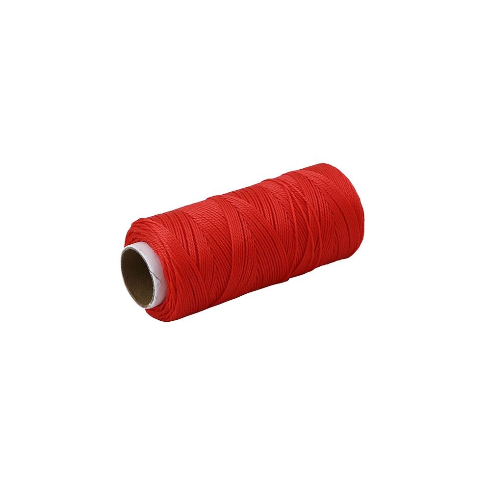 Polypropylene thread orange, 165 meters - 1