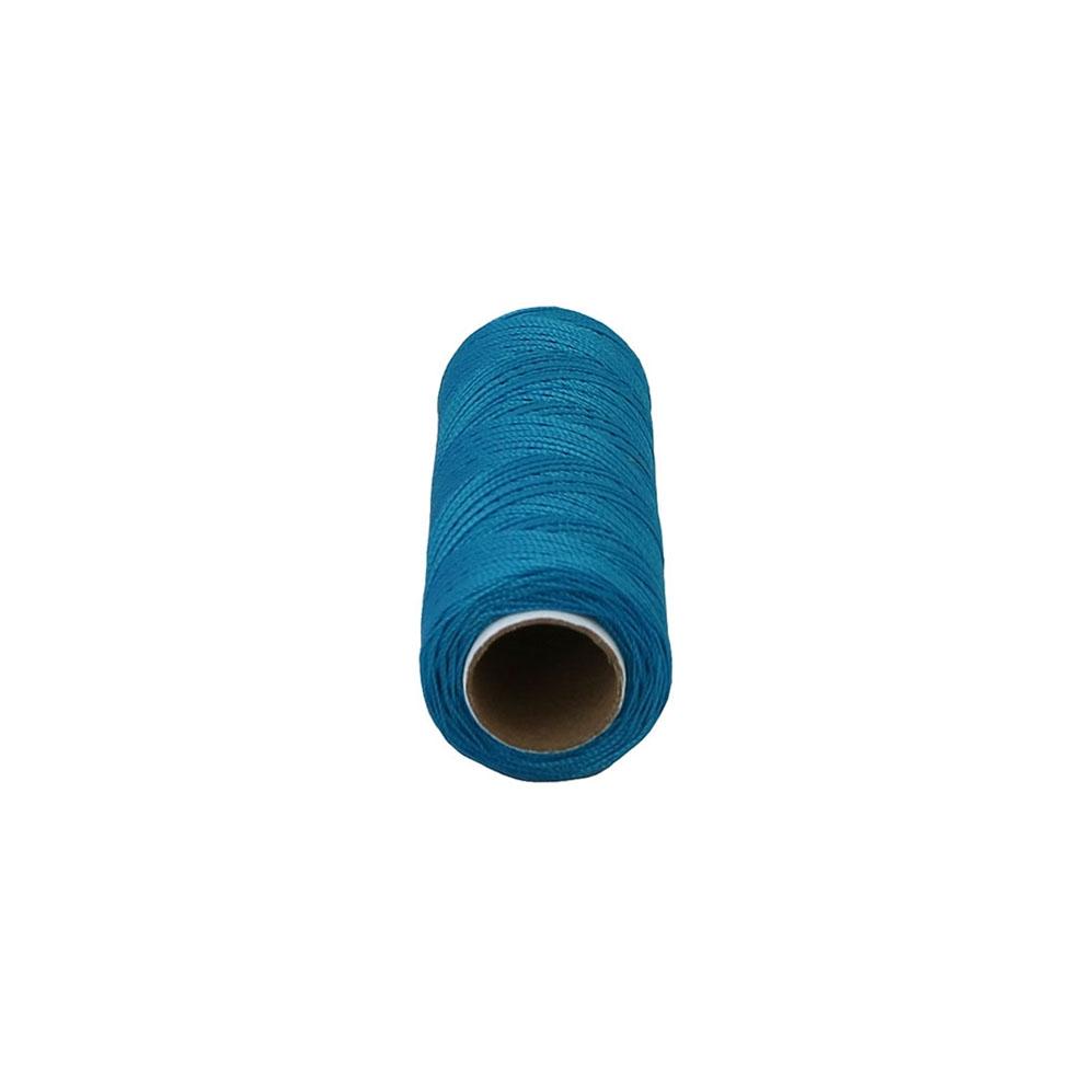 Нитка капронова 187 текс синя, 250 метрів - 2