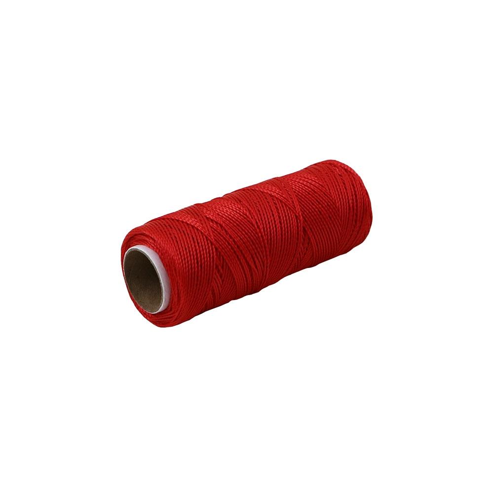 Нитка капронова 375 текс червона, 125 метрів - 1