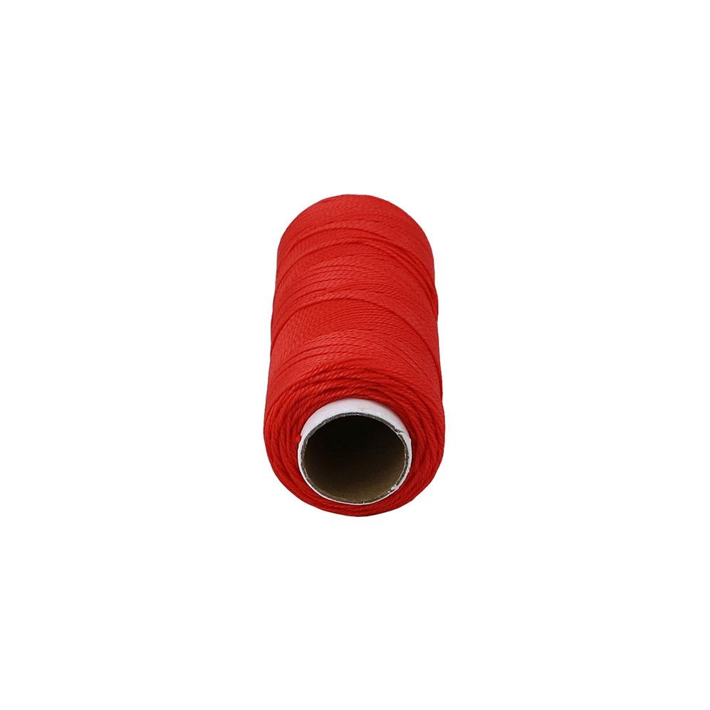 Polypropylene thread orange, 165 meters - 2