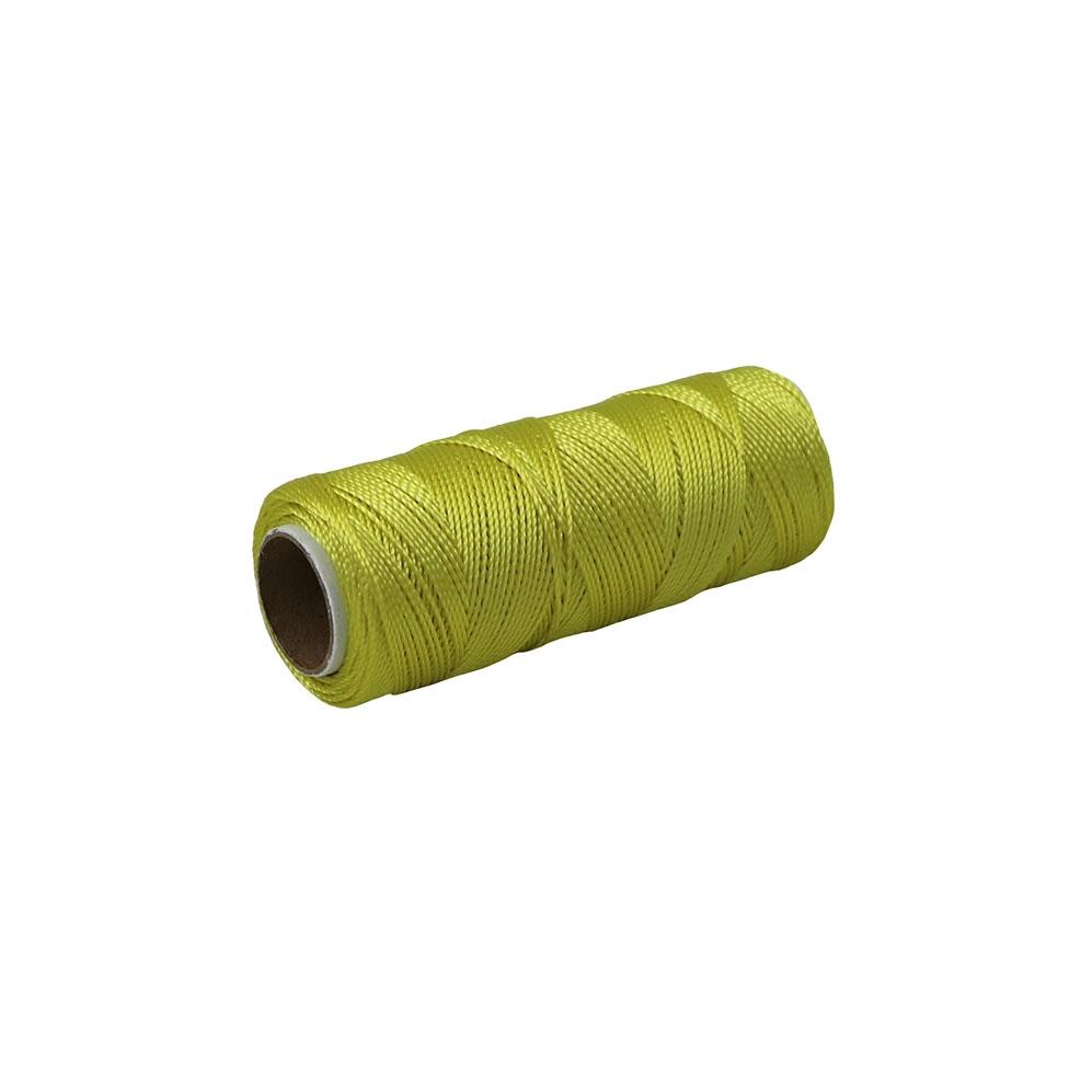 Нитка капронова 375 текс жовта, 125 метрів - 1
