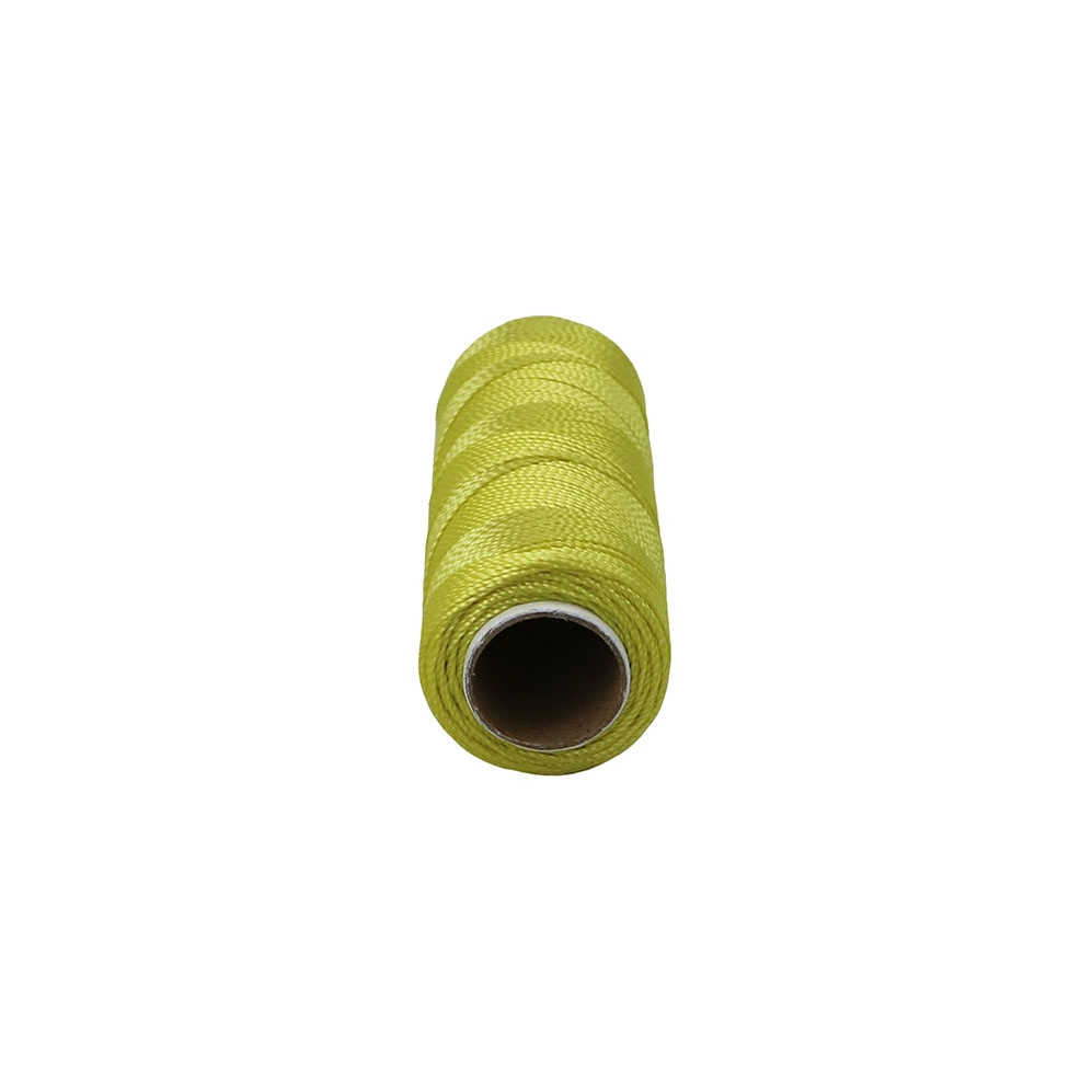 Нитка капронова 375 текс жовта, 125 метрів - 2