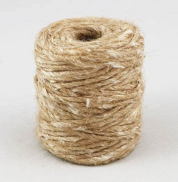 Thick non-delicate jute twine, 45 meters - 1
