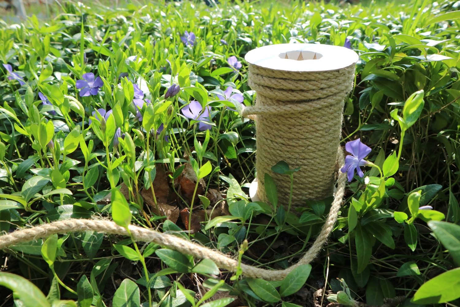 Jute rope Ø 6mm, 25 meters - 2