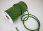 Jute rope, green color, diameter 6mm, 25 meters - 1