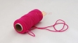 Cotton twine fuxia, 45 meters - 1