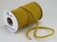 Jute rope in yellow color, diameter 6 mm, 25 meters - 1