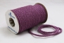Jute rope purple, diameter 6mm, 25 meters - 2