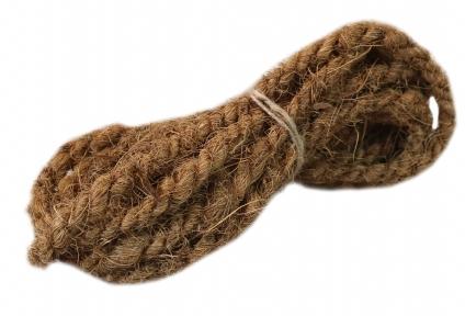 Coconut rope, diameter 6mm, 5 meters
