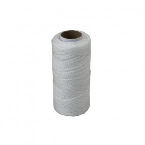 Polypropylene cord white, 80 meters