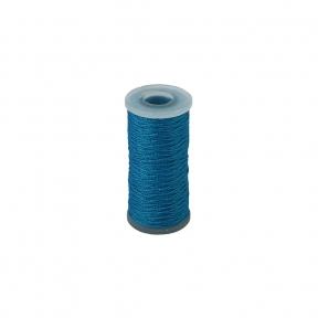 Polyamide thread 375 tex blue, 65 meters