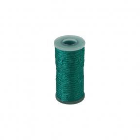 Polyamide thread 375 tex green, 65 meters