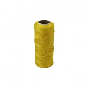 Polypropylene thread yellow, 165 meters