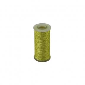 Polyamide thread 375 tex yellow, 65 meters