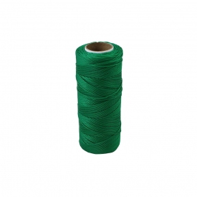 Polypropylene thread green, 165 meters - 17552