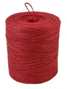 Шпагат джутовий червоний, 760 метрів