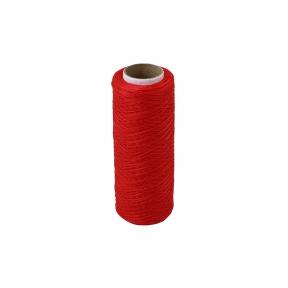 Polyamide thread 187 tex red, 250 meters