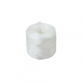 Polypropylene twine white, 100 meters - 17574