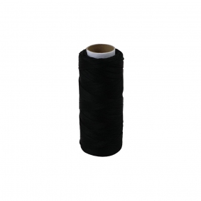 Polypropylene thread black, 165 meters - 17548