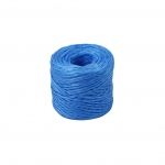 Polypropylene twine blue, 100 meters