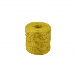 Jute twine yellow, 90 meters