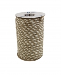 Jute rope natural-white, color 1/1, diameter 6mm, 25 meters