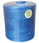 Baller polypropylene twine, 2000 tex, blue, 2500 meters