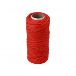 Polypropylene cord orange, 80 meters