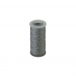 Polyamide thread 375 tex grey, 65 meters
