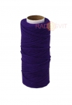 Cotton twine purple, 45 meters