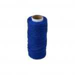 Polypropylene cord blue, 80 meters