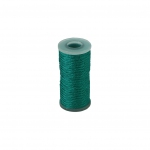 Polyamide thread 375 tex green, 65 meters