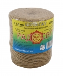 Jute packing twine, 200 meters in bobbin