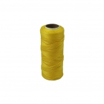 Polypropylene thread yellow, 165 meters