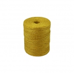 Jute twine yellow, 250 meters