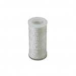Polyamide thread 187 tex white, 135 meters