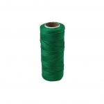 Polypropylene thread green, 165 meters