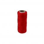 Polypropylene thread red, 165 meters