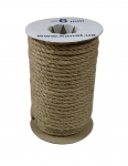 Jute rope Ø 6mm, 25 meters